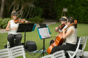 Seaside String Trio at La Playa