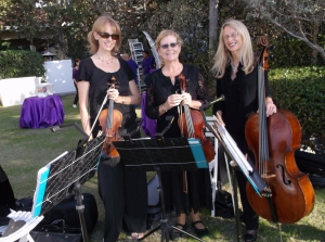 Seaside Strings Trio at La Playa Resort