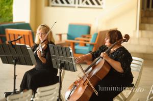 Violin, Cello Duo