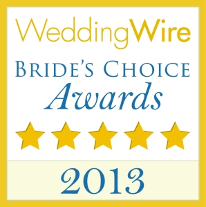 Bride's Choice Award 2013