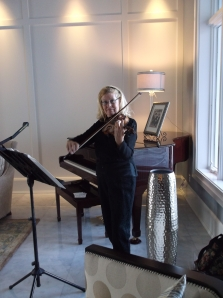 Naples FL violinist