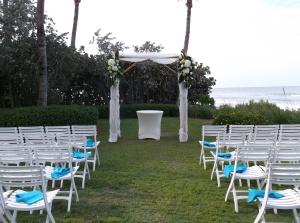 La Playa wedding