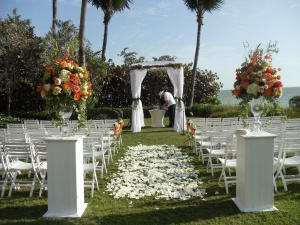La Playa wedding