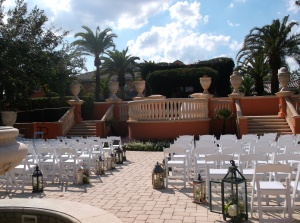 Club at Mediterra Wedding