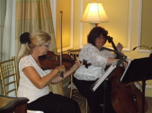 Seaside Strings Violin & Cello Duo