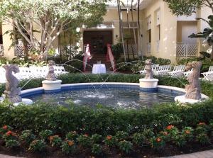 Banyan Courtyard