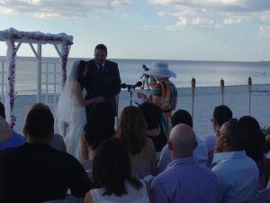 Hilton Marco Island wedding