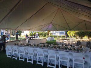 Casa Ybel reception