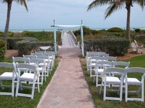 Sanibel Moorings wedding