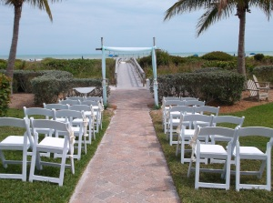Sanibel Moorings wedding