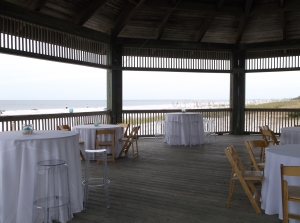 Lover's Key State Park wedding
