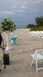 Captiva FL wedding