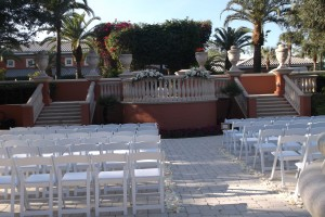 The Club at Mediterra wedding